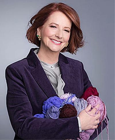 Gillard Knitting #1