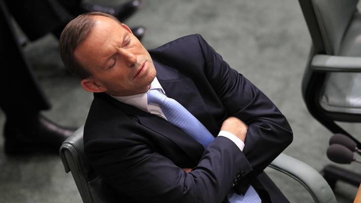 abbott asleep