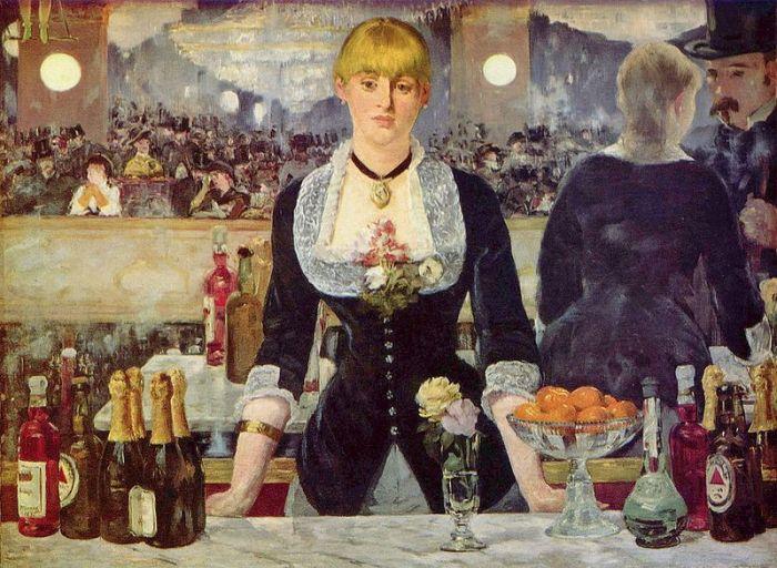 Manet-A-Bar-at-the-Folies-Bergeres