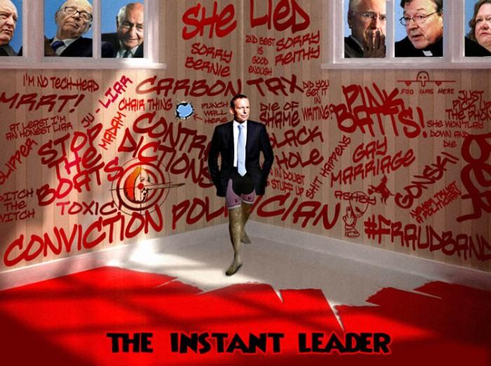 Abbott Hatesman Statesman