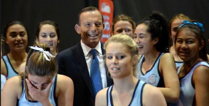 Abbott netball
