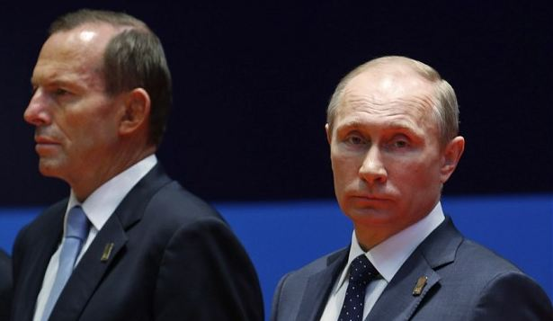 Abbott Putin