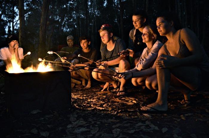 Campfire 750
