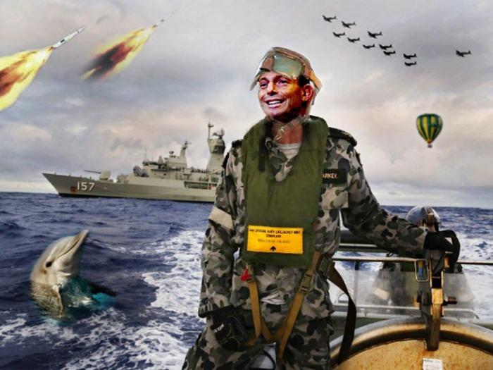 Abbott – MH370