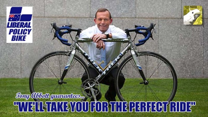 Lib Policy Bike